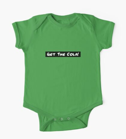 Get The Cola! Kids Clothes