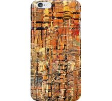 Abstract part art iPhone Case/Skin