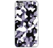 City Camouflage Pattern iPhone Case/Skin