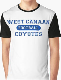 West Canaan Coyotes Graphic T-Shirt