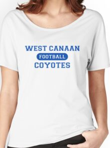 West Canaan Coyotes Women's Relaxed Fit T-Shirt
