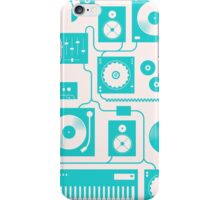 Four To The Floor iPhone Case/Skin
