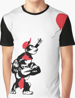 Balloon Apes Graphic T-Shirt