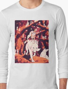 Princess Mononoke Long Sleeve T-Shirt