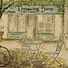 Throwing Buns by Patsy Smiles