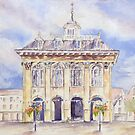Abingdon County Hall by Patsy L Smiles
