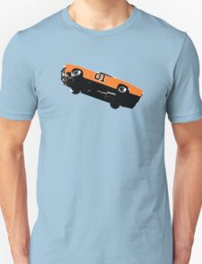 The Dukes Of Hazzard General Lee T-shirt T-Shirt