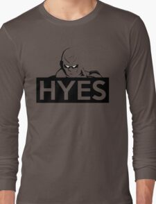 HYES Long Sleeve T-Shirt