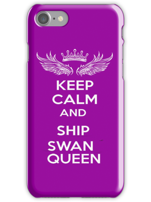 Keep Calm And Ship Swan Queen by EmmieClassic