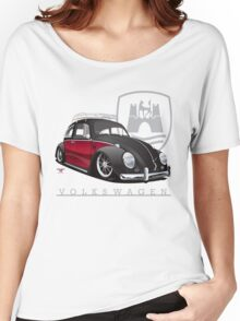 Black 'n Red Women's Relaxed Fit T-Shirt