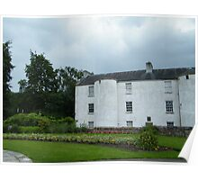 David Livingstone's place of birth, Blantyre, Scotland Poster