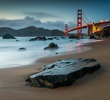 Marshall Beach by Toby Harriman