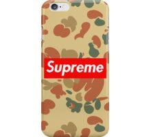 Supreme Camo iPhone Case/Skin