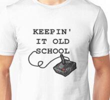 Keepin' It Old School - Atari Unisex T-Shirt