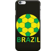 Brazil Football iPhone Case/Skin