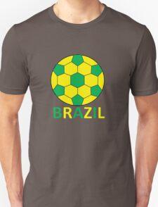Brazil Football T-Shirt