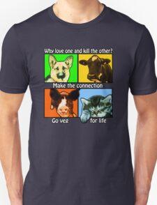 Go Veg for Life T-Shirt