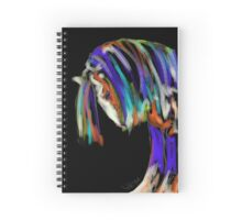 Horse Humble Guy Spiral Notebook