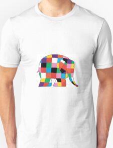 Elmer the Elephant  T-Shirt