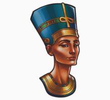 Nefertiti's Quest : Nefertiti Kids Tee