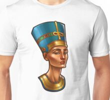 Nefertiti's Quest : Nefertiti Unisex T-Shirt