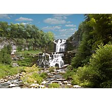 Flowing Waterfall Photographic Print