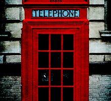 Telephone Box by haigemma
