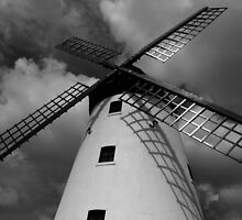 Lytham Windmill by Paul Barnett