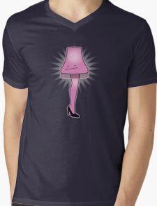 Ditto Lamp Mens V-Neck T-Shirt