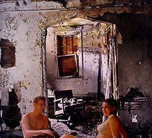 honeymoon suite by Loui  Jover