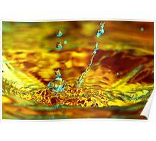 frozen water 2 Poster