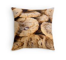 Cookie Time Throw Pillow