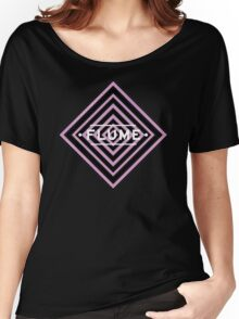 Flume psy - black Women's Relaxed Fit T-Shirt