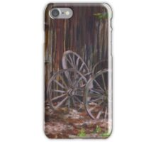 Wagon Wheels iPhone Case/Skin