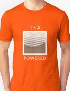 Tea Powered. T-Shirt