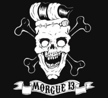 Morgue 13 Logo by morgue13studios