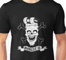 Morgue 13 Logo Unisex T-Shirt
