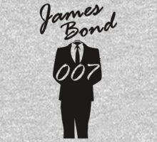James Bond    OO7 Kids Tee