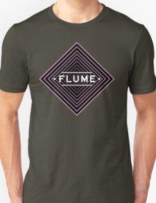 Flume psychedelic - white Unisex T-Shirt