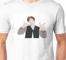 """Matthew Gray Gubler """"call me"""" Unisex T-Shirt"""