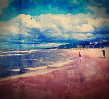 A Day At The Beach by perkinsdesigns