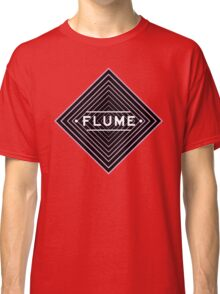 Flume spychedelic - Black Classic T-Shirt