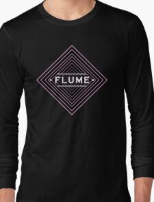 Flume spychedelic - Black Long Sleeve T-Shirt