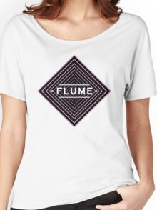 Flume spychedelic - Black Women's Relaxed Fit T-Shirt