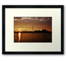 Who Could Ask For More Framed Print