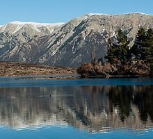 Lake Pearson Winter 2012 by johngs