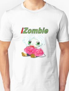 Izombie Cartoon T-Shirt