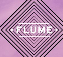 flume - original Sticker