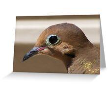 BIRD'S EYE Greeting Card