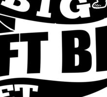 Eat Big Lift Big Get Big Gym Fitness Sticker